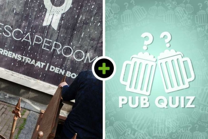 Escape room - Pubquiz (versie 2019)