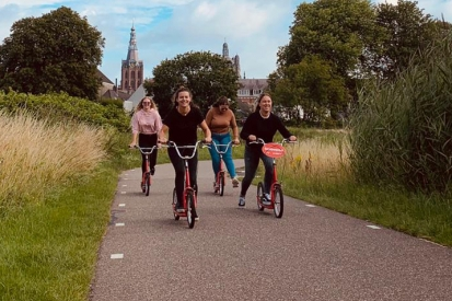 Stepspeurtocht in Den Bosch