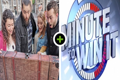 Da Vinci Code - Minute to Win it!