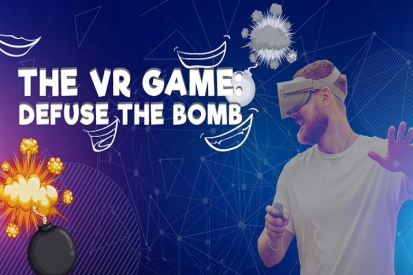 VR Game: Defuse the Bomb