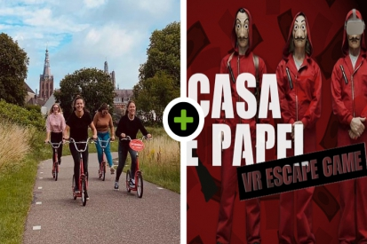 Steppen - VR Escape Game: Casa de Papel