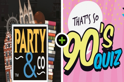 Party & Co - That's so 90's Quiz